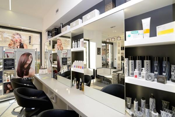 Interno Pazza Idea Parrucchieri