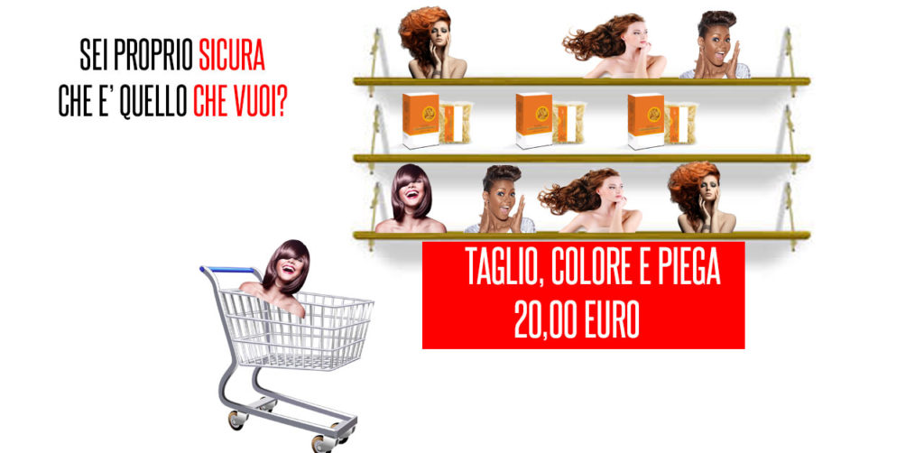 Il Parrucchiere Non è Un Discount