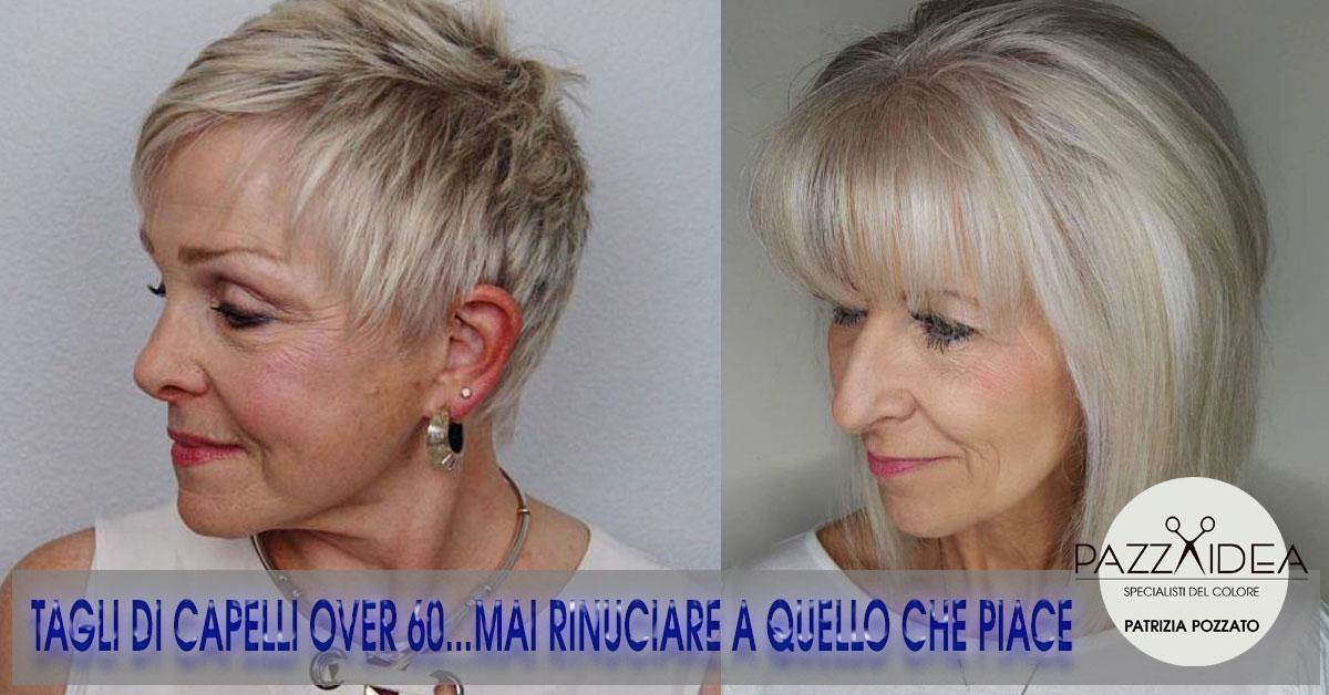 Taglio capelli 2019 60 anni
